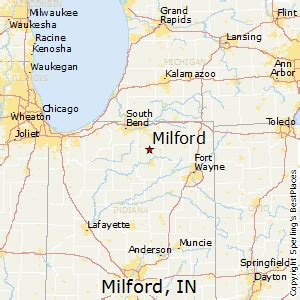 A Place Milford Indiana Best Places To Live In Milford Indiana
