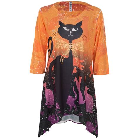 Luck Cat Tunic sparkle cats tunic the animal rescue site
