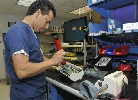 Biomedical Equipment Technician by Biomedical Technicians Needed In Healthcare Industry Tgcccc