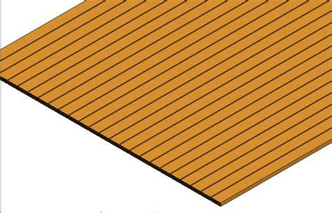 wood pattern revit wood decking autodesk community