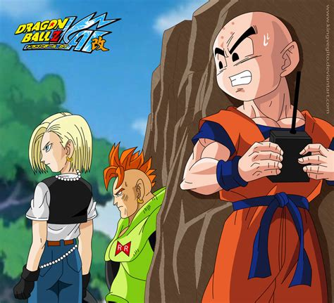 krillin and android 18 image gallery krillin and 18 gets married