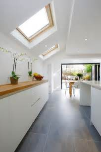 kitchen extension ideas islington side extension kitchen extension terraced house bi fold doors kitchen