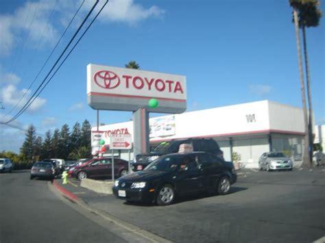 101 Toyota Redwood City Toyota 101 Redwood City California