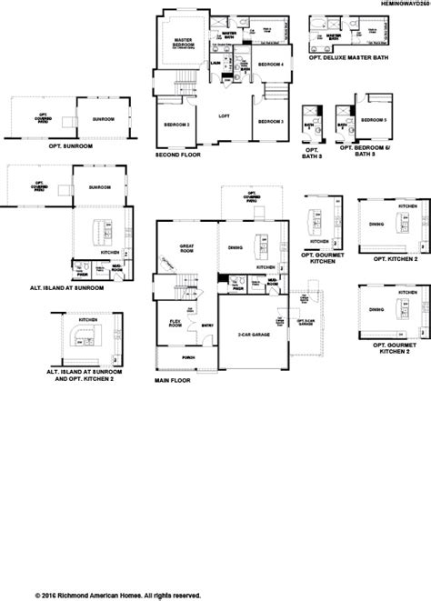 richmond homes floor plans richmond homes floor plans