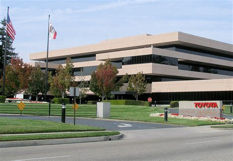 toyota california image toyota motor sales headquarters in torrance