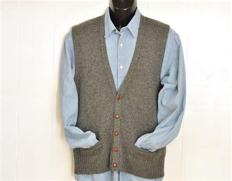 Big Size Jumbo Knit Vest Rompi Rajut Unisex 306 best vintage mens fashion images on fashion fashion and fashion