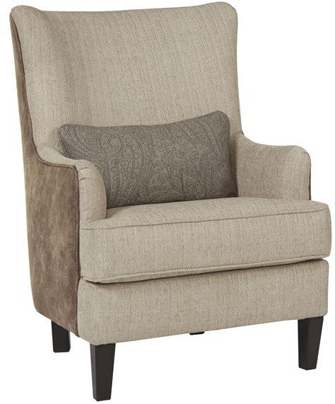 jute sofa baxley jute accent chair from ashley coleman furniture