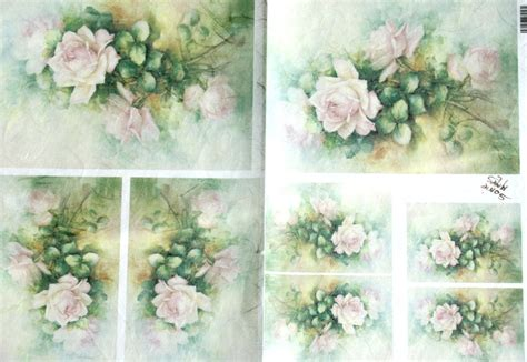 Decoupage Rice Paper - 13x19 decoupage scrapbooking rice paper craft by