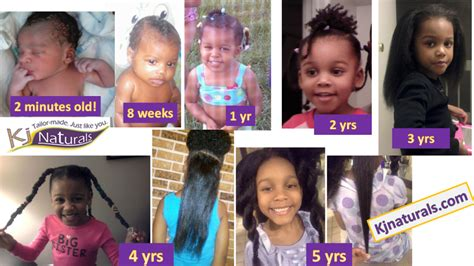 african american toddler hair growth tips girls journey to waist length natural hair helpful tips