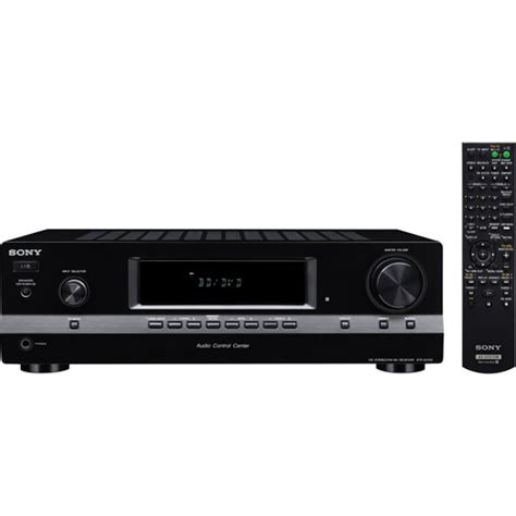 sony str dh100 2 channel stereo receiver 2 channel stereo