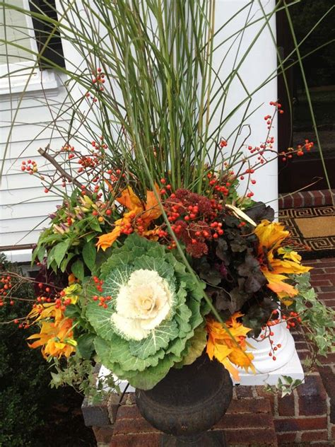 Fall Flowers For Garden 17 Best Ideas About Fall Container Gardening On Fall Containers Fall Container