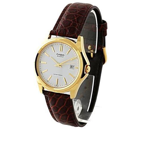 Casio Original Wanita Ltp 1183q 7a jual casio ltp 1183q 7adf baru harga jam tangan