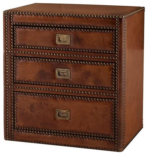 leather accent table leather side table flemming contemporary side tables and end tables london by imagine living