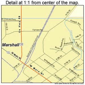 map marshall marshall minnesota map 2740688