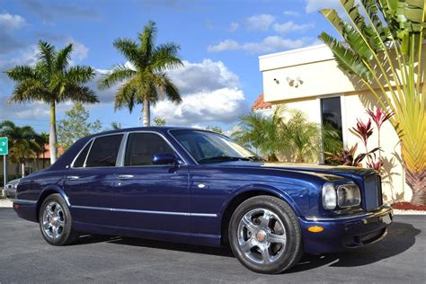 2003 bentley arnage 4 door sedan 170216