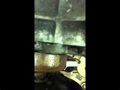 dodge ram 1500 fan clutch removal how to remove clutch fan dodge ram 1500 5 2 youtube