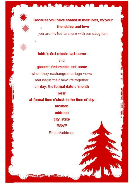 christmas party invitation wording party invitation wording