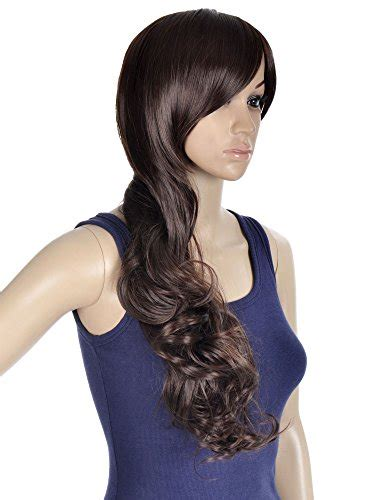 curling hair mistress 187 simplicity 174 high quality long curly full wig wavy