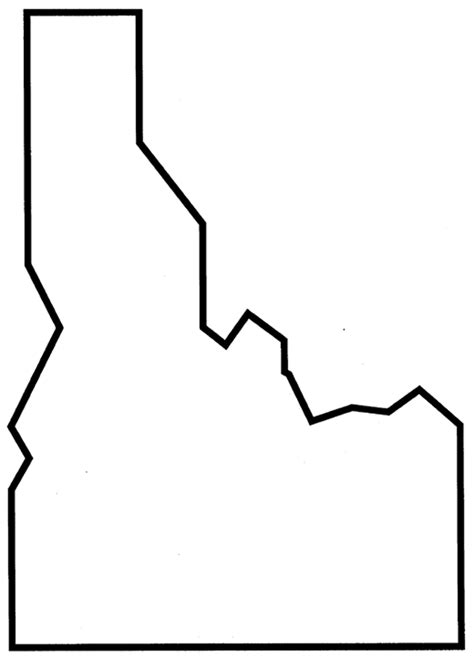 outline of idaho free download best outline of idaho on