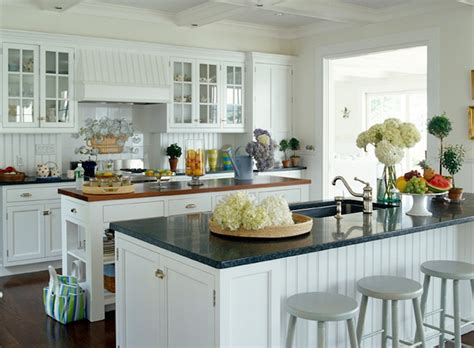 white kitchen decor beadboard cabinets cottage kitchen lynn morgan design