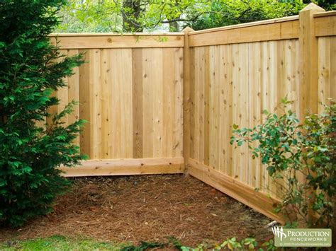 backyard fence styles 25 best ideas about fence styles on pinterest front