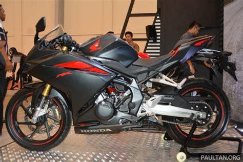 Honda Cbr250rr Non Abs 2016 giias 2016 honda cbr250rr the new 250 cc sports