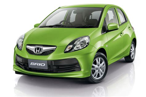 honda brio image honda brio production version unveiled in thailand the