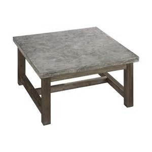 Coffee Tables Home Styles 5133 21 Concrete Chic Square Coffee Table Atg Stores