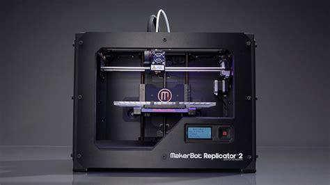 Printer 3d Makerbot makerbot replicator 2 desktop 3d printer