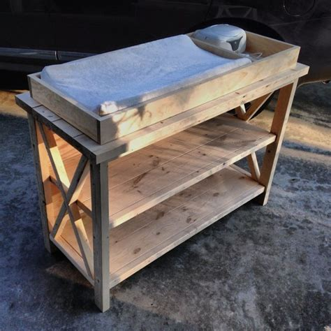 Build Your Own Changing Table Best 20 Diy Changing Table Ideas On Changing Tables Rustic Nursery And Baby Room