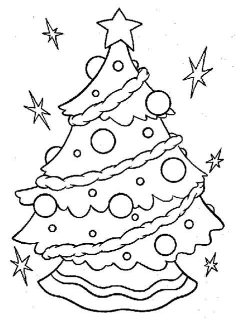 free christmas coloring pages print coloring town
