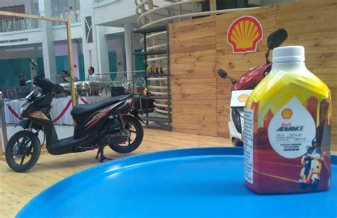 Pelumas Shell Untuk Motor Shell Hadirkan Pelumas Baru Khusus Untuk Skutik Autos Id