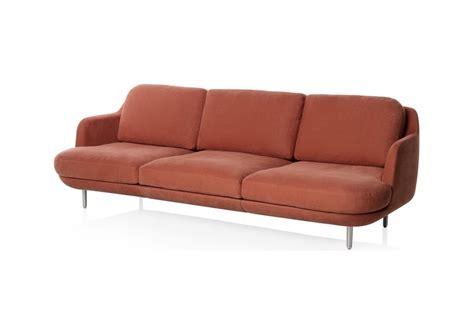 fritz hansen sofa lune designer selections fritz hansen sofa milia shop