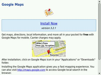 Download Google Maps For Blackberry Full Version | download google maps for blackberry updated to version 4 0