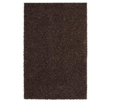 mohawk shag rugs mohawk home kodiak 8 x 10 shag rug qvc
