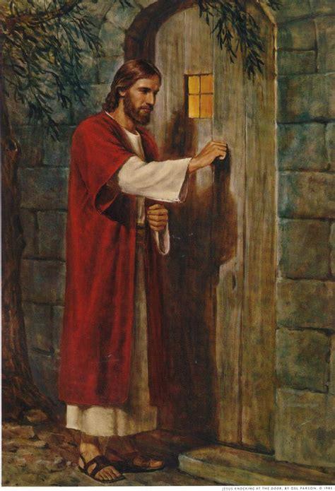 Jesus Knocking At The Door Images by Jesus Knocking