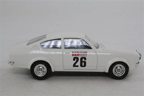 1973 opel kadett 1973 opel kadett coupe gte rallye des mille pistes