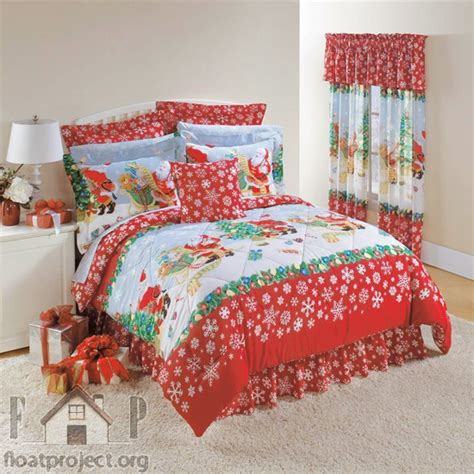 kids christmas bedding unique christmas decoration ideas for kids bedroom home