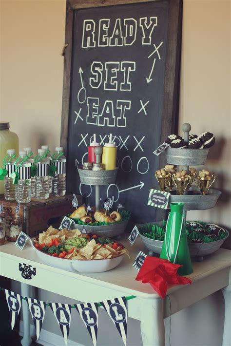 football themed decorating ideas 1000 images about football theme ideas on