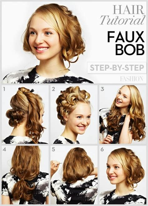 Everyday Hairstyles Step By Step | 14 super easy hairstyles for your everyday look pretty