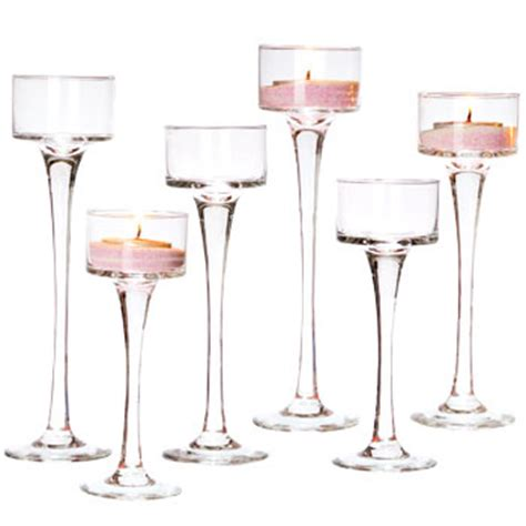 help: dollar tree stemmed candle holders project wedding