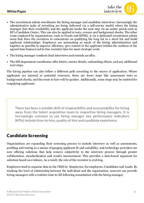 talent acquisition cover letter manager talent acquisition talent acquisition percentage