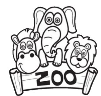 anatomy of animals coloring book a to z stuff zoo coloring pages