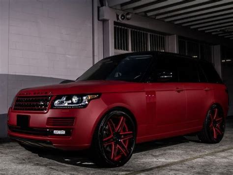 matte maroon range rover 25 best ideas about range rover black on