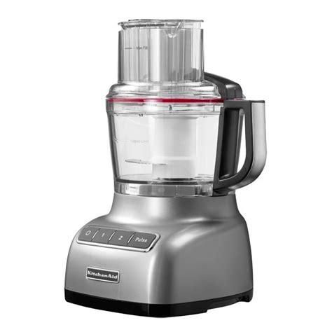 robot menager cuisine robot m 233 nager gris argent 2 1 l 240 w kitchenaid robots de cuisine multifonctions petit