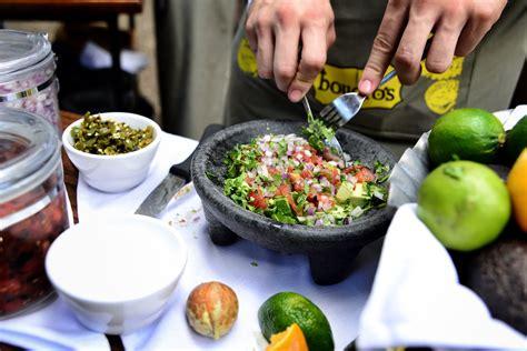 Table Side Guacamole by San Antonio 100 Boudro S Legendary Tableside Guacamole