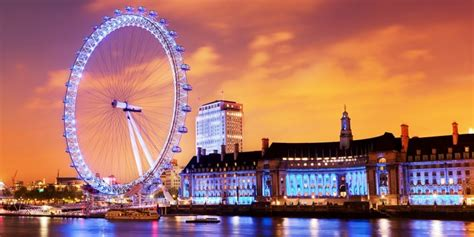 entrance to coca cola london eye and dinner cruise on the 10 places to visit in london inspirations essential home