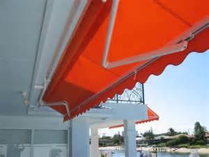 folding arm awning awnings gold coast bcs awnings blinds