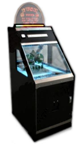 Supa Dupa Deluxe Coin Pusher Game Machine