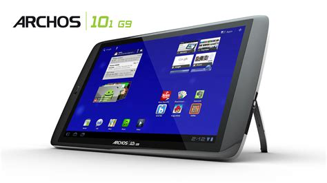 10 1 android tablet archos 10 1 g9 android tablet androidtapp